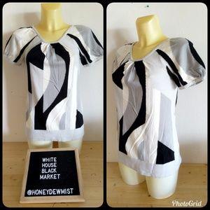 WHITE HOUSE BLACK MARKET Sweater Tee